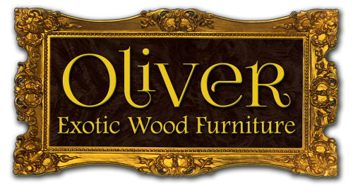 Oliver Exotic Wood Furniture masthead